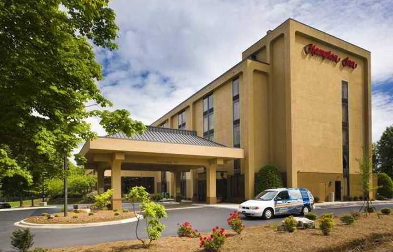 Hampton Inn Asheville - I-26 Biltmore Square - Hotel - 6