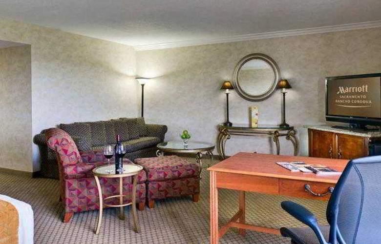 Sacramento Marriott Rancho Cordova - Hotel - 29