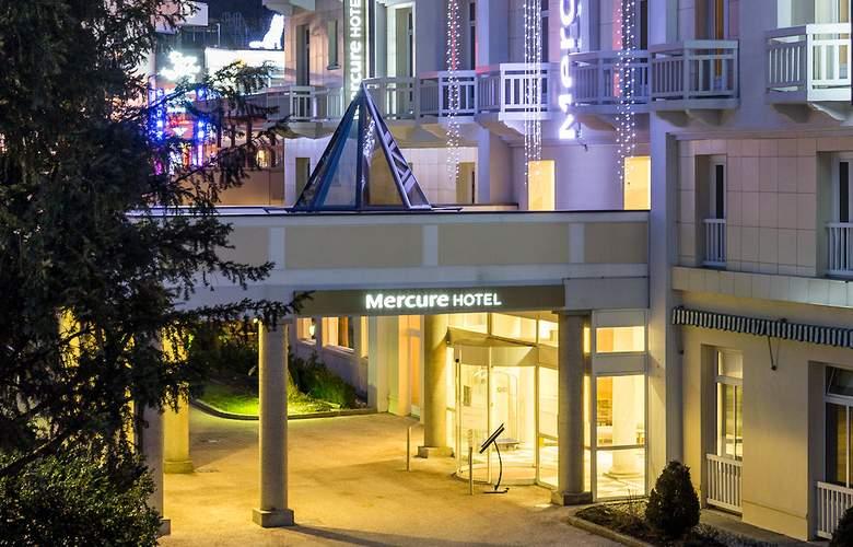 Mercure Brides-Les-Bains Grand Hôtel Des Thermes - Hotel - 7