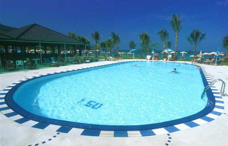 Kamala Beach Hotel & Resort - Pool - 5