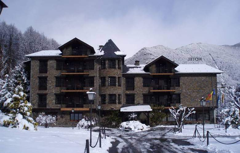 Abba Xalet Suites - Hotel - 11
