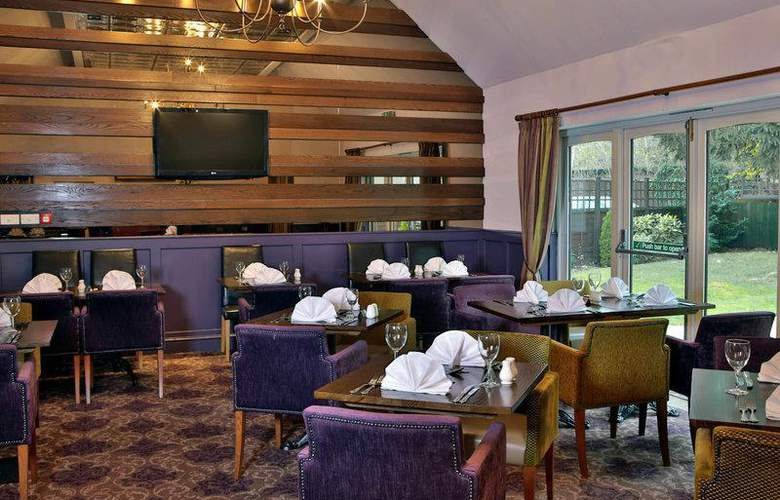 Best Western Henley Hotel - Restaurant - 135