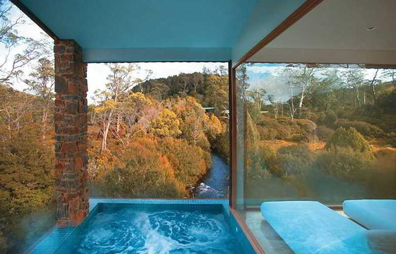 Cradle Mountain Lodge - Pool - 6