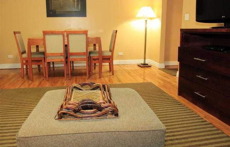 Best Western Plus Hospitality House - Apartments - Hotel - 43