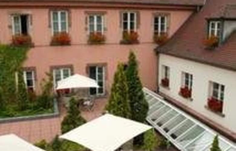 Regent Petite France - Terrace - 2