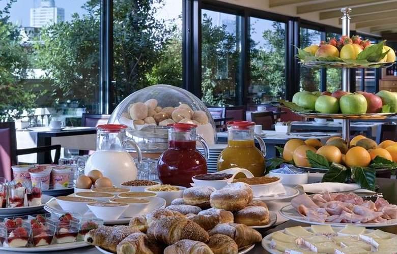 Best Western Galles Milan - Restaurant - 4