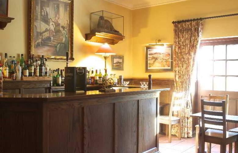 Lough Inagh Lodge Hotel - Bar - 2
