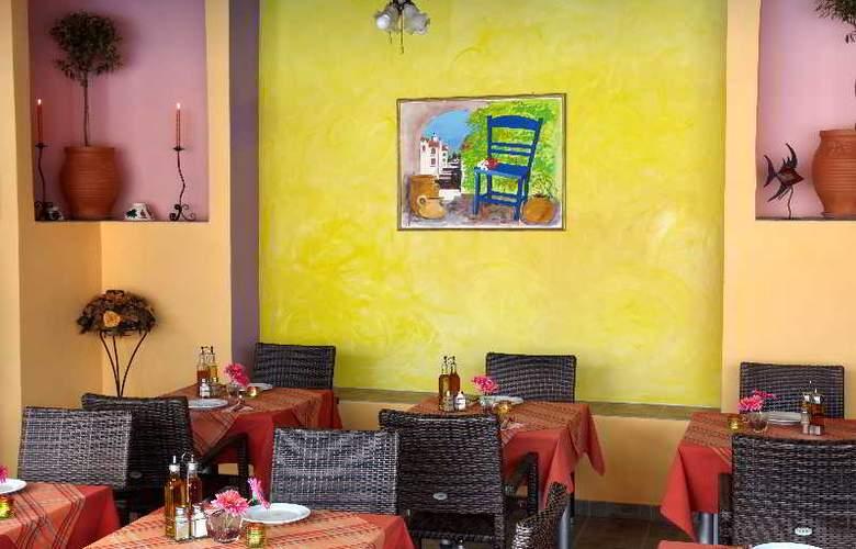 Marietta Hotel Apartments - Restaurant - 29