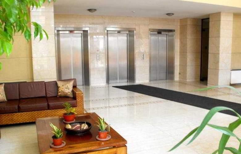 Aconcagua Las Condes Apart Hotel - General - 1