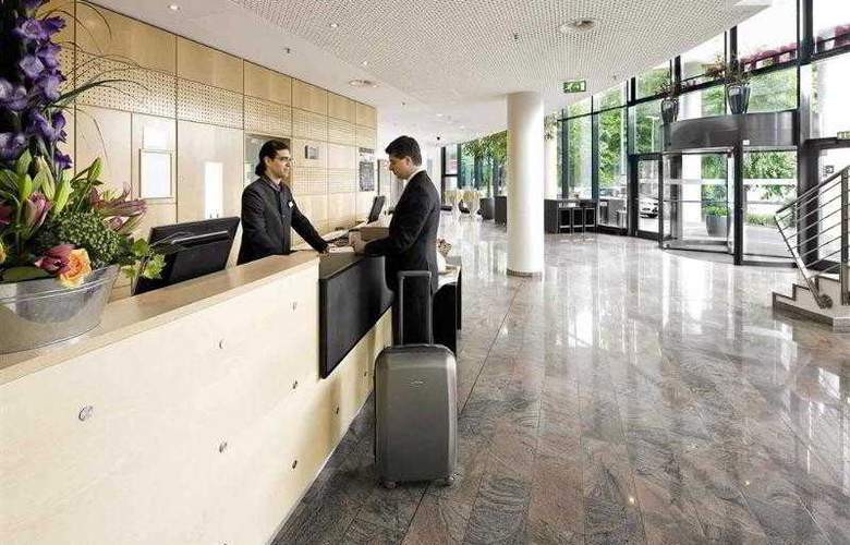 Mercure Duesseldorf Seestern - Hotel - 13
