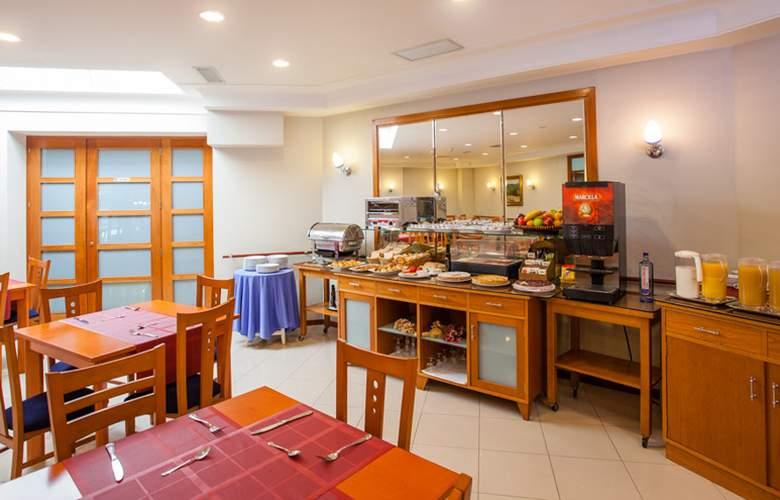 Ciudad De Compostela - Restaurant - 21