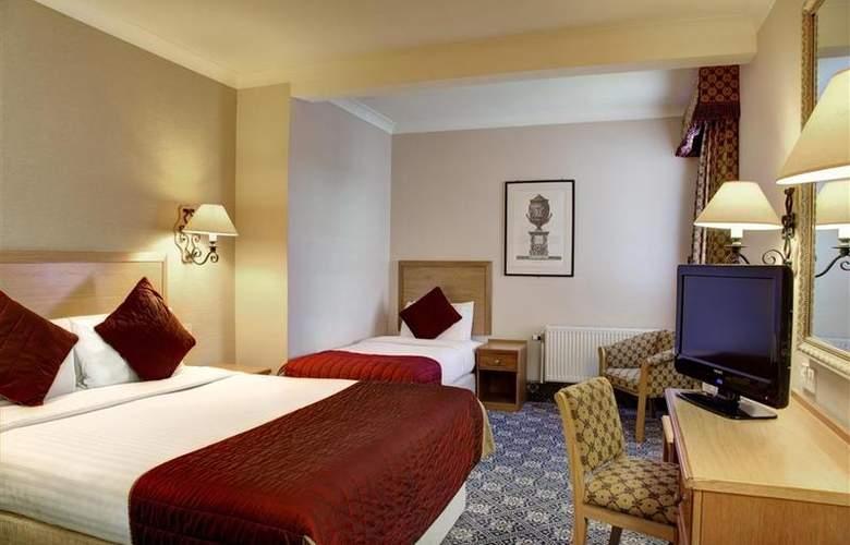 Best Western Grosvenor - Room - 6