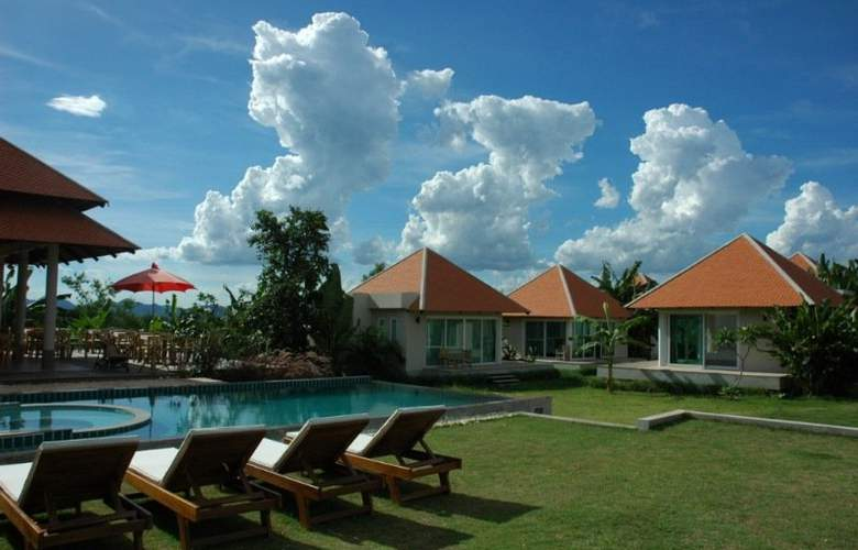 Samanea Resort Khao Yai - Pool - 10