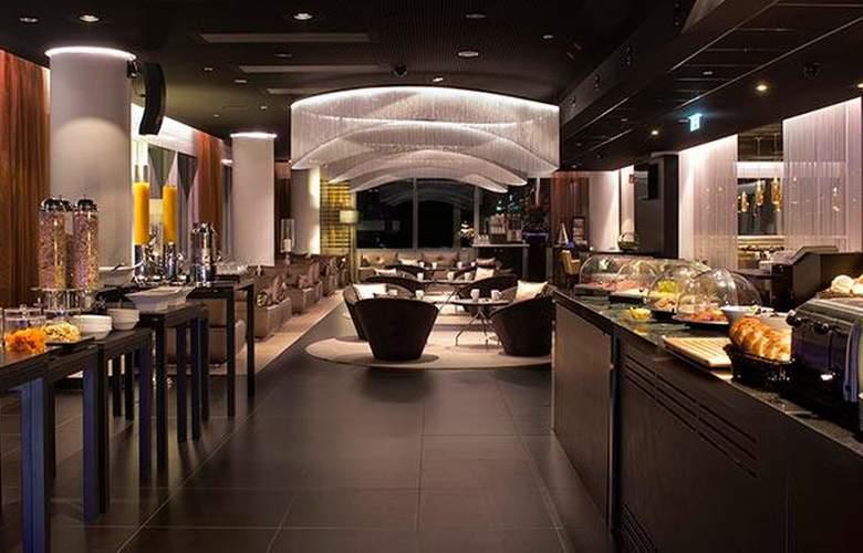 Innside Dusseldorf Hafen - Restaurant - 23