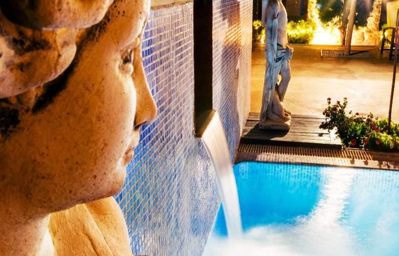 Villa de Alarcon - Pool - 17