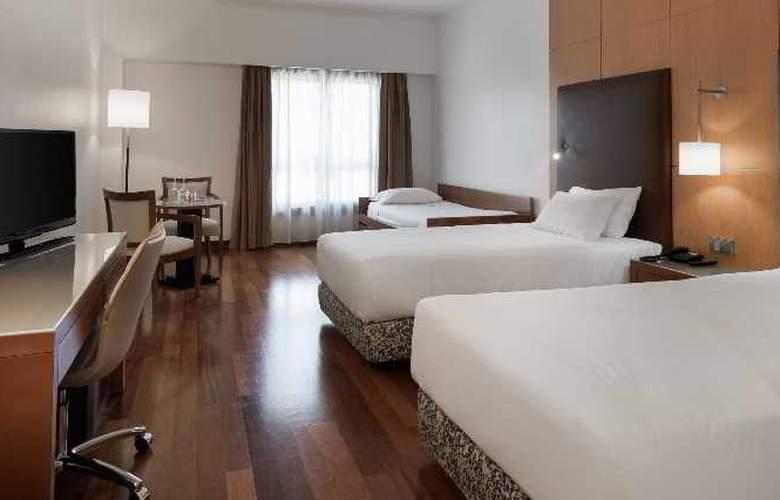 NH Lisboa Campo Grande - Room - 10