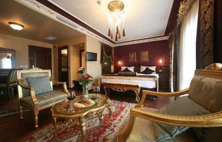Rose Garden Suites Istanbul - Room - 4