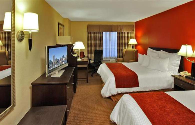 Best Western Hotel & Conference Cnt - Room - 55