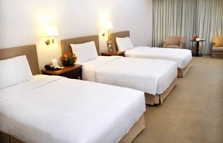 Sunworld Dynasty Hotel Taipei - Room - 9
