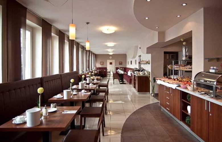 Novum Eleazar Hamburg - Restaurant - 8
