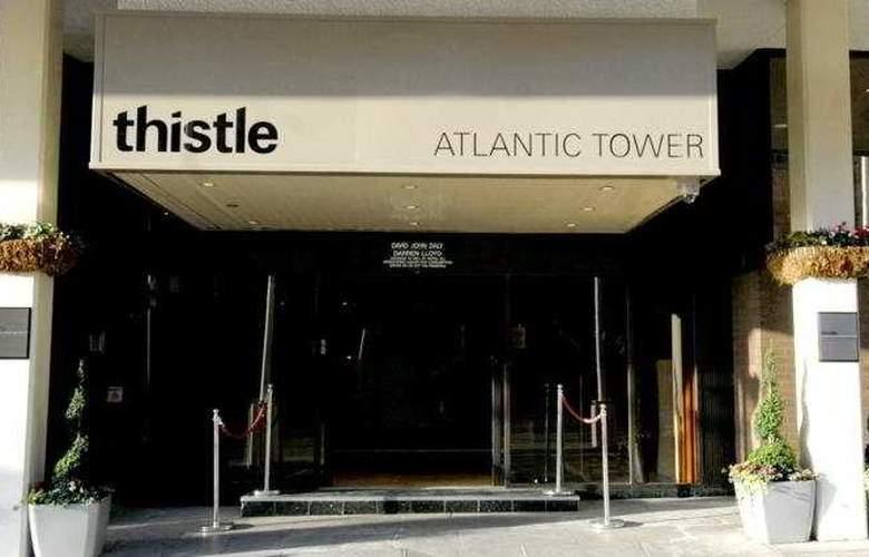 Mercure Liverpool Atlantic Tower - Room - 1