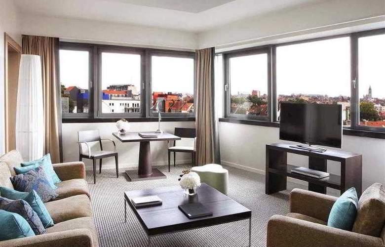 Sofitel Brussels Europe - Hotel - 60