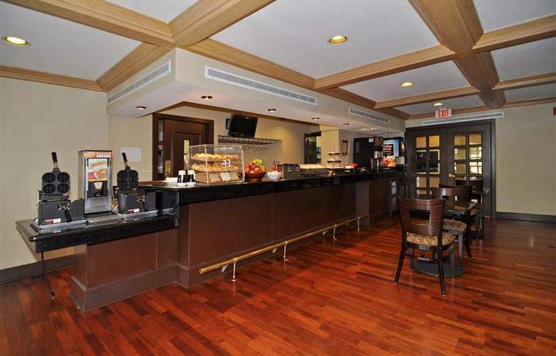 Best Western Meridian Inn & Suites, Anaheim-Orange - Restaurant - 40