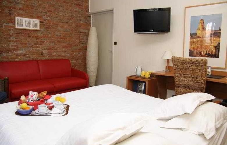 Quality Hotel Le Clocher De Rodez - Room - 5