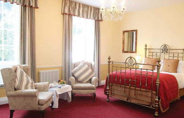 Best Western Henbury Lodge Hotel - Hotel - 7