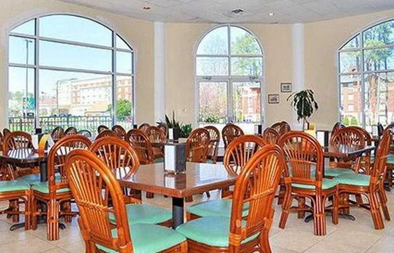 Comfort Inn Historic - Restaurant - 8