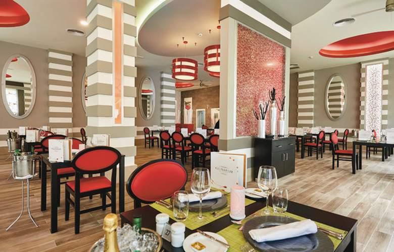 Riu Bambu  - Restaurant - 13