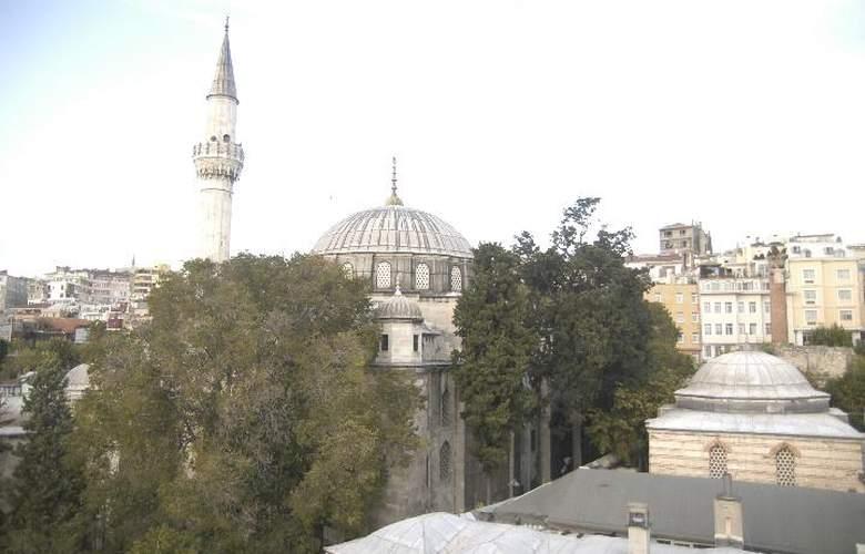 Ottomans Tugra Hotel - Terrace - 9