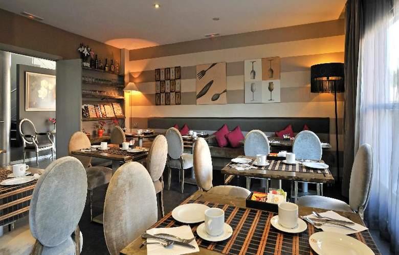 Globales Acis & Galatea Hotel - Restaurant - 15