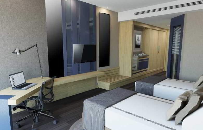 Radisson Blu Hotel & Spa Istanbul Tuzla - Room - 9