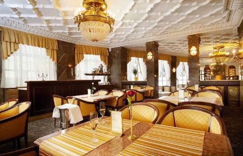 Orea Spa Hotel Palace Zvon - Restaurant - 9