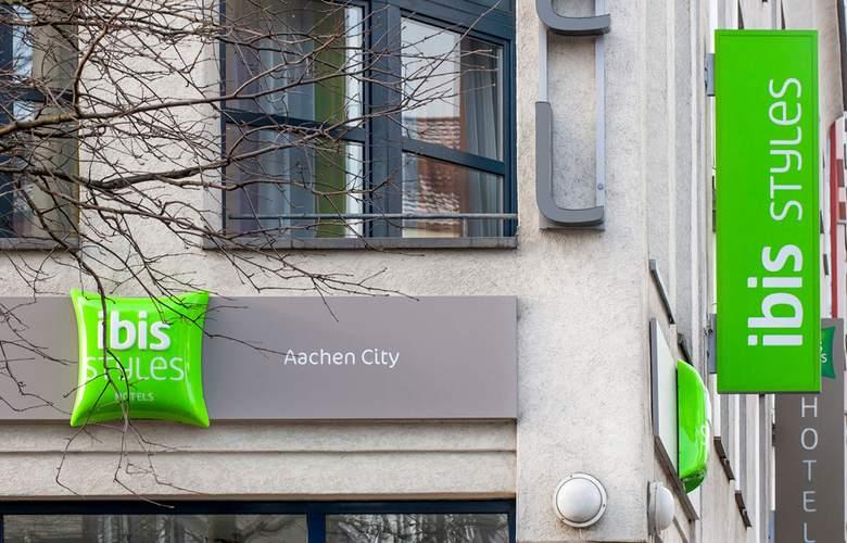 Ibis Styles Hotel Aachen City - Hotel - 6