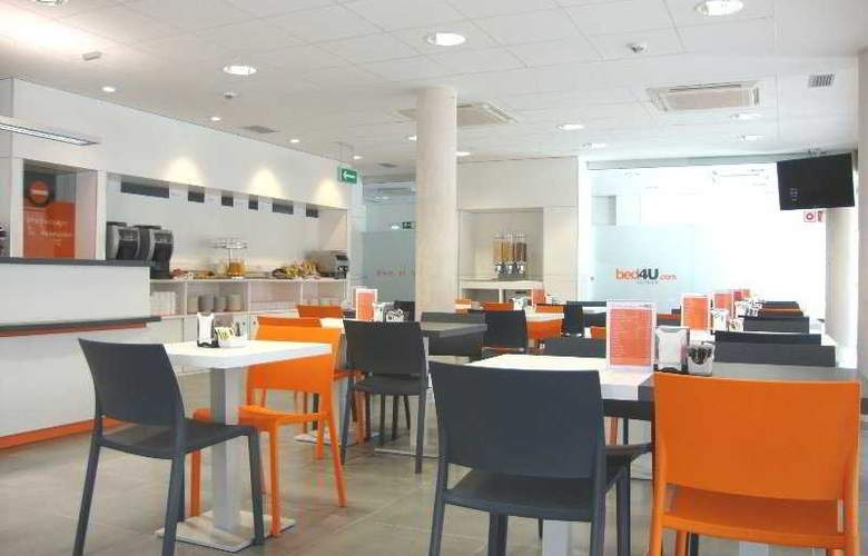 Bed4u Pamplona - Restaurant - 6