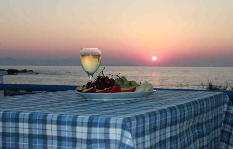 Zorbas Hotel Beach Village - Restaurant - 74