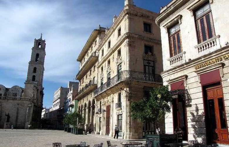 Palacio del Marques de San Felipe y Santiago - General - 1