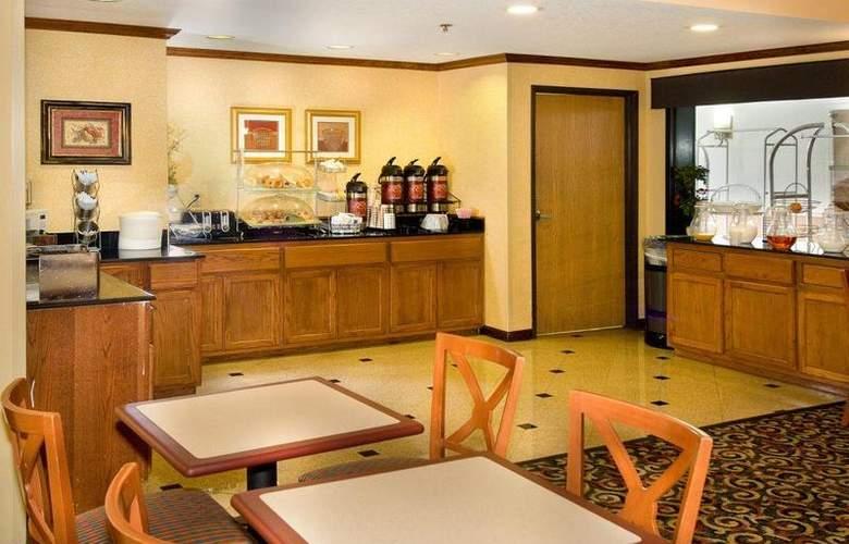 Best Western Alamo Suites - Restaurant - 35
