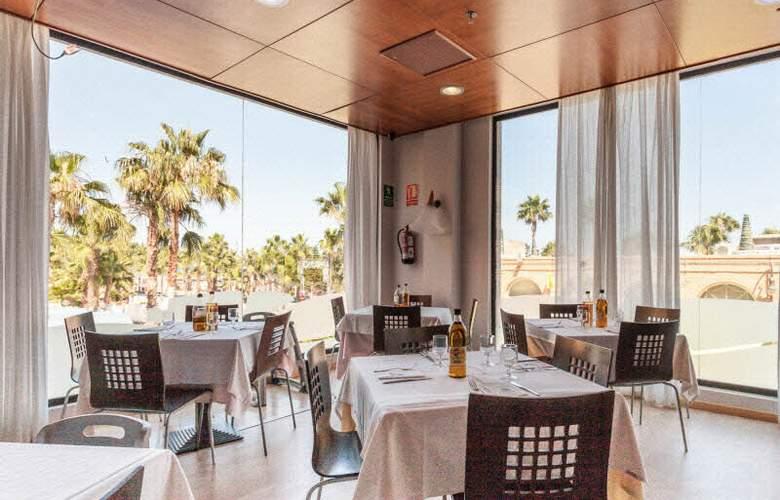 Marina dOr Playa Hotel 4 Estrellas - Restaurant - 5