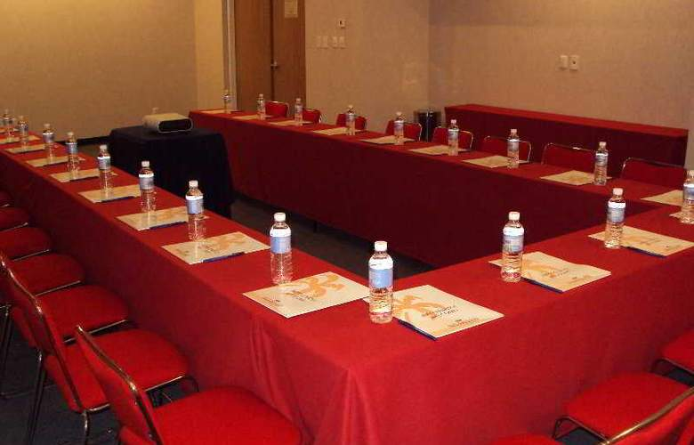 Rio Vista Inn Business High Class Hotel - Conference - 4