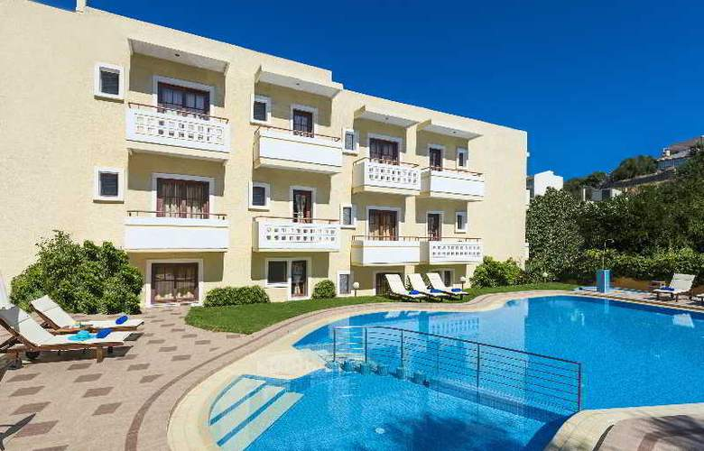 Agrimia Apartments - Pool - 41