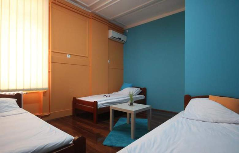 Belgrade Modern Hostel - Room - 8