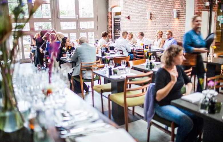 Hotel De Hallen - Restaurant - 2