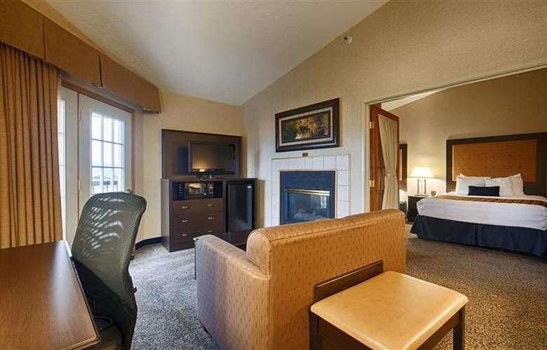 Best Western Plus Grant Creek Inn - Room - 43