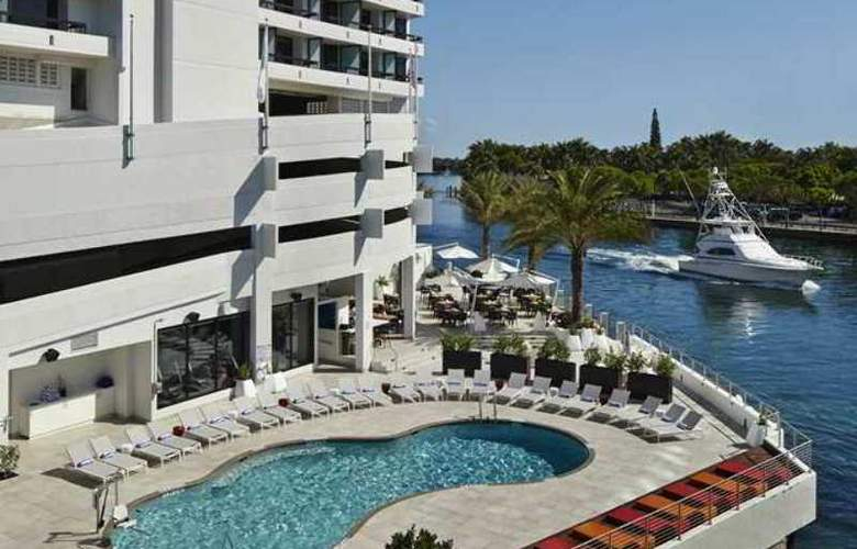 Waterstone Resort and Marina, a DoubleTree Hotel (ex Boca Raton Bridge Hotel) - Hotel - 3