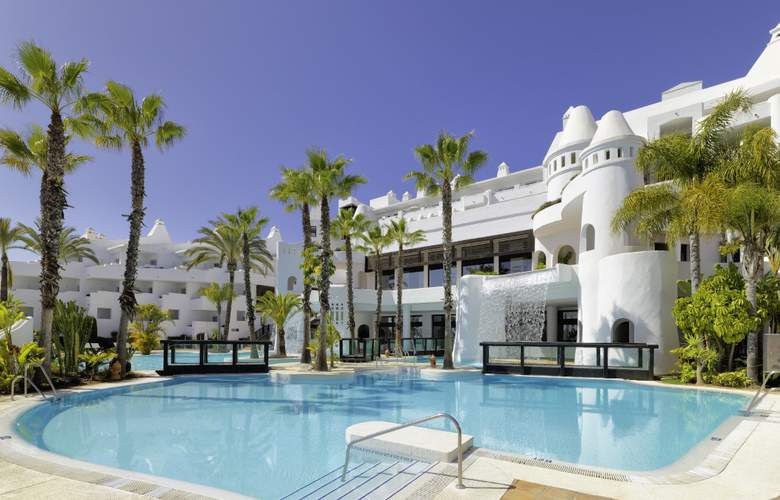 H10 Estepona Palace - Pool - 14