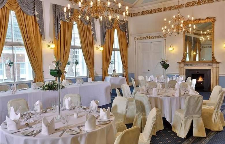 Best Western George Hotel Lichfield - Hotel - 86
