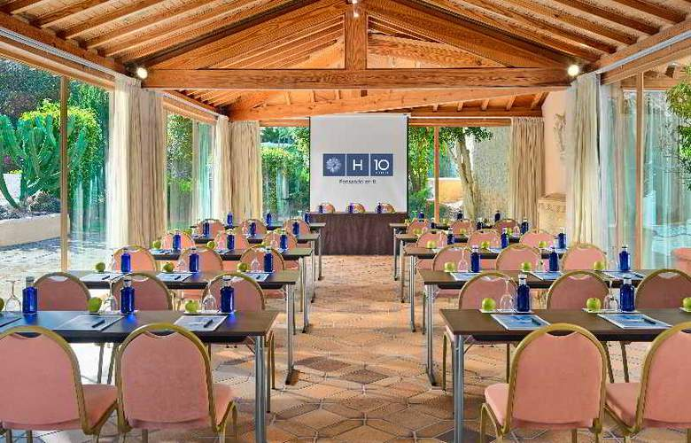 H10 Punta Negra Resort Hotel - Conference - 6